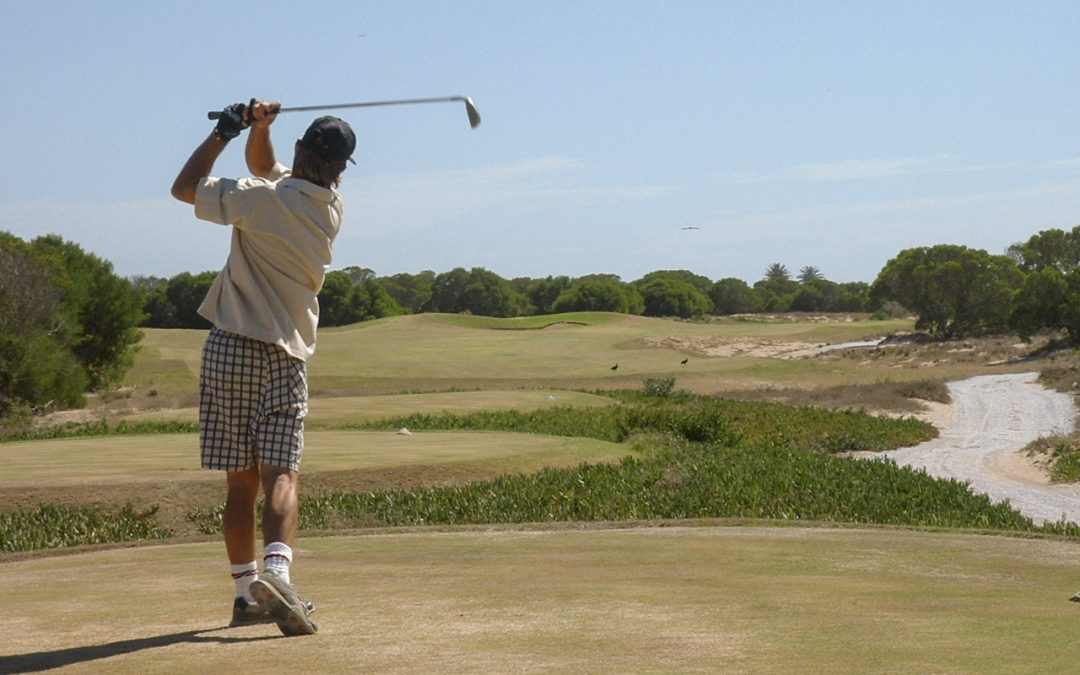 How To Lose Weight With A Golf Fitness Regime