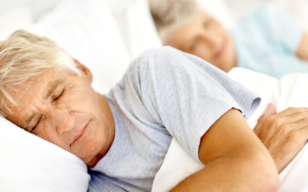 Poor sleep in old age prevents the brain from storing memories