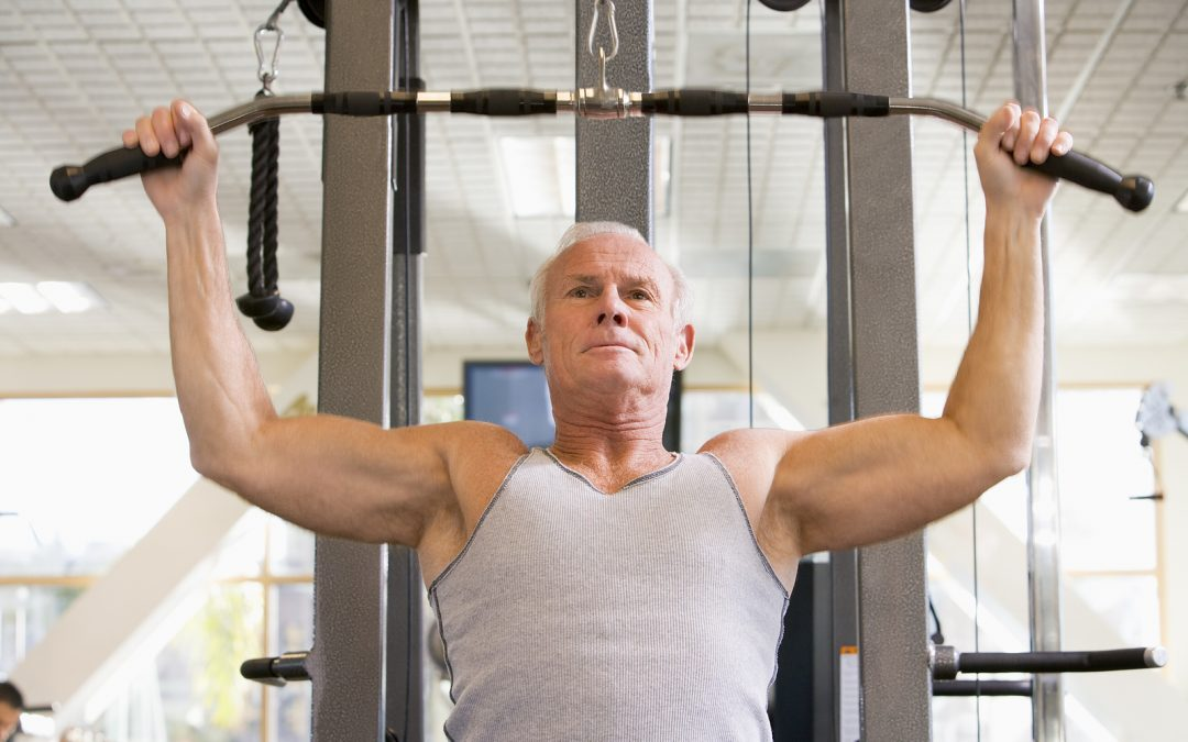 Maintaining Muscle Mass into Advanced Age Reduces All-cause Mortality