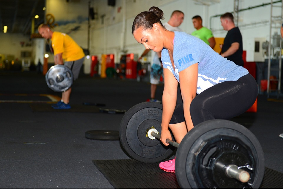 Women, Fitness and Weight Training